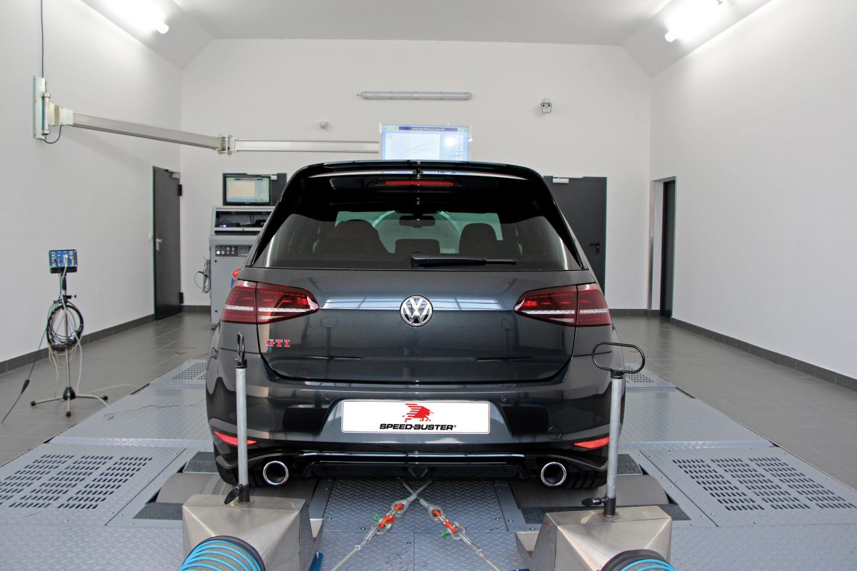 golf 7 gti clubsport von speed buster die tuning maxime. Black Bedroom Furniture Sets. Home Design Ideas