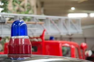 Unter anderem Fahrzeuge der Feuerwehr sind von der KFZ-Steuer ausgenommen.