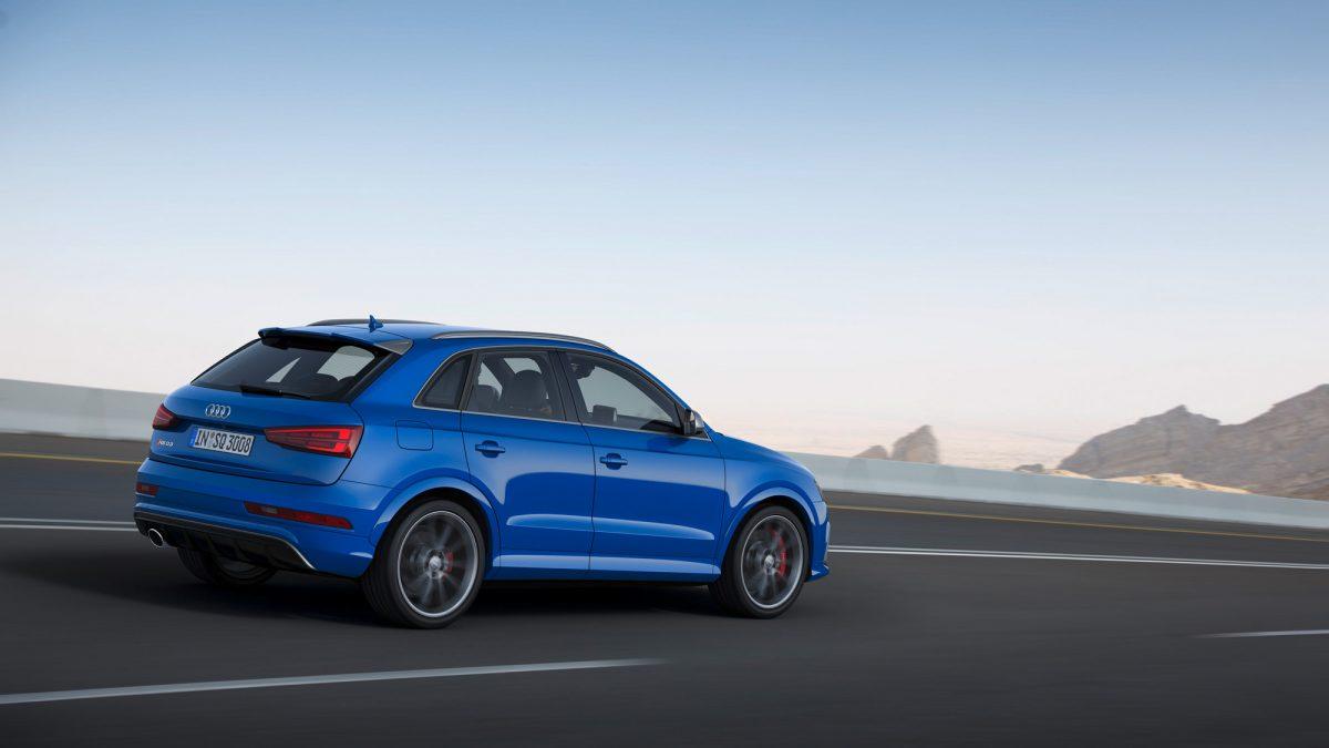 Audi Rs Q3 Performance Kommt Mit 367 Ps Nach Genf