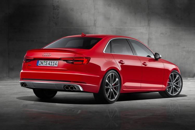Macht in beiden Bauweisen eine gute Figur: Der Audi S4, wahlweise als Sportlimousine oder Avant.