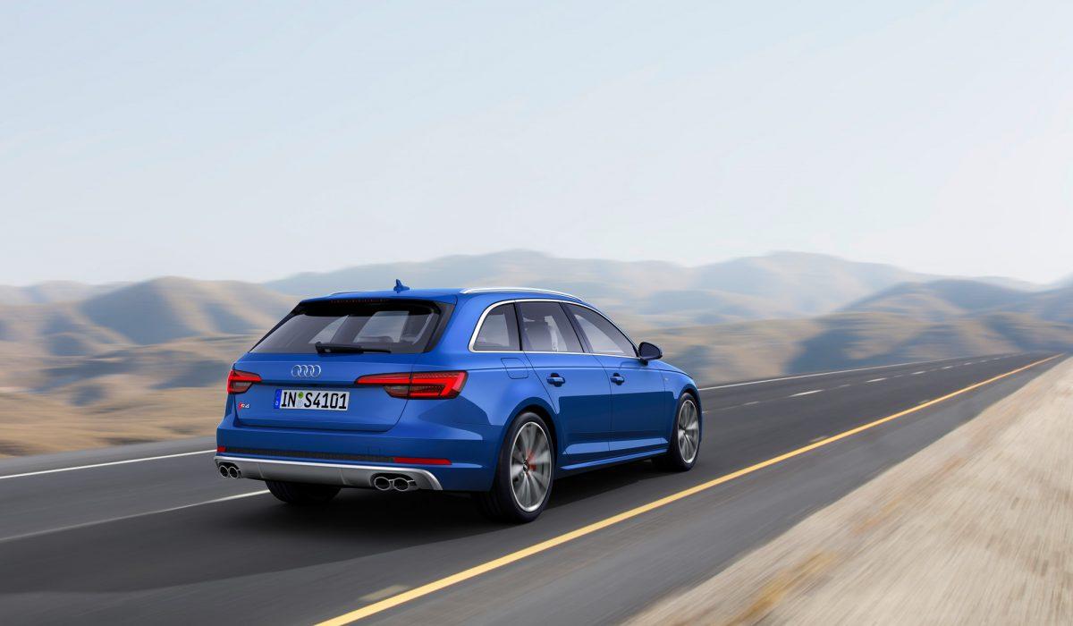 Audi S4 06