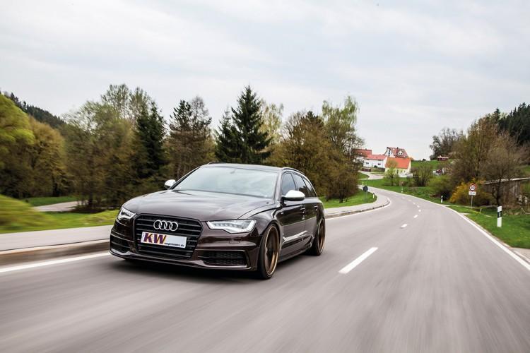 Auch der aktuelle Audi A6 profitiert vom Angebot der aktuellen VAG Wochen bei KW.