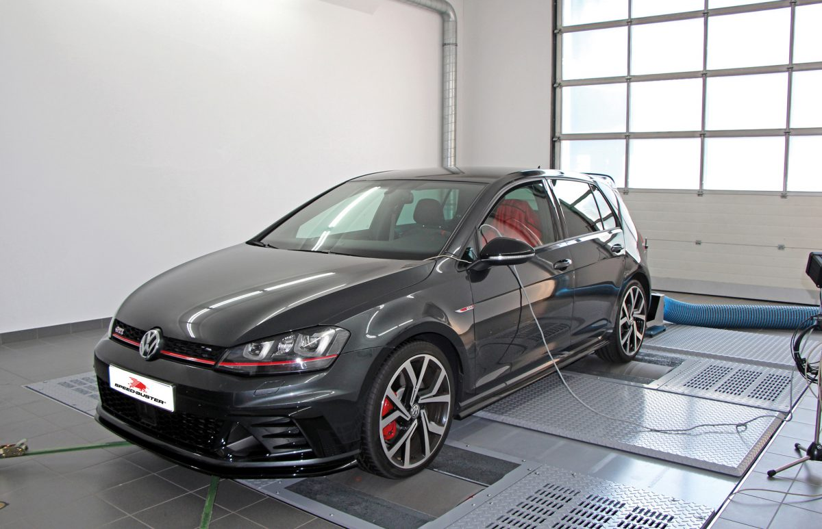 golf 7 gti clubsport von speed buster die tuning maxime hei t 326 ps. Black Bedroom Furniture Sets. Home Design Ideas