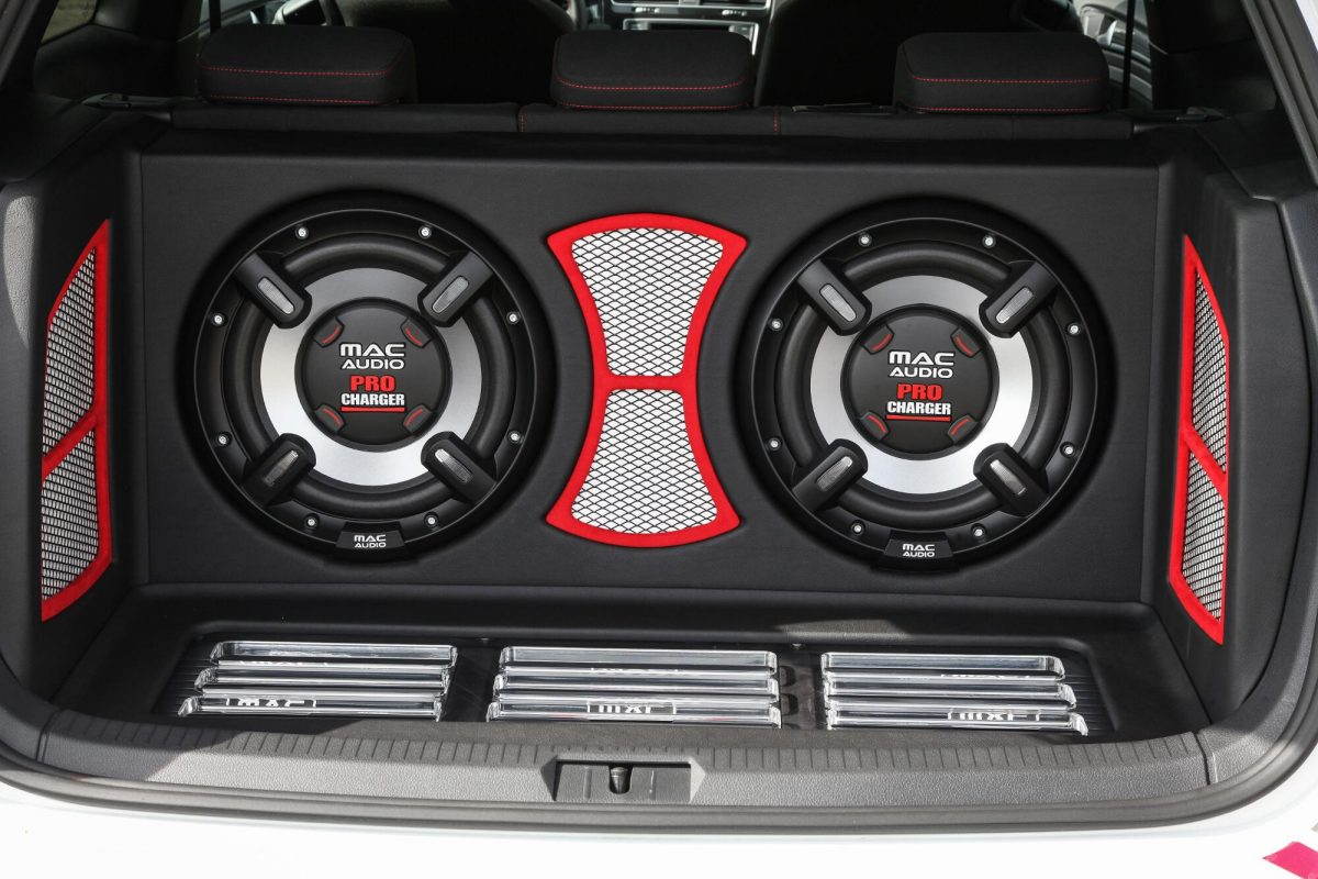 der golf 7 gti performance von mac audio powerplay und. Black Bedroom Furniture Sets. Home Design Ideas