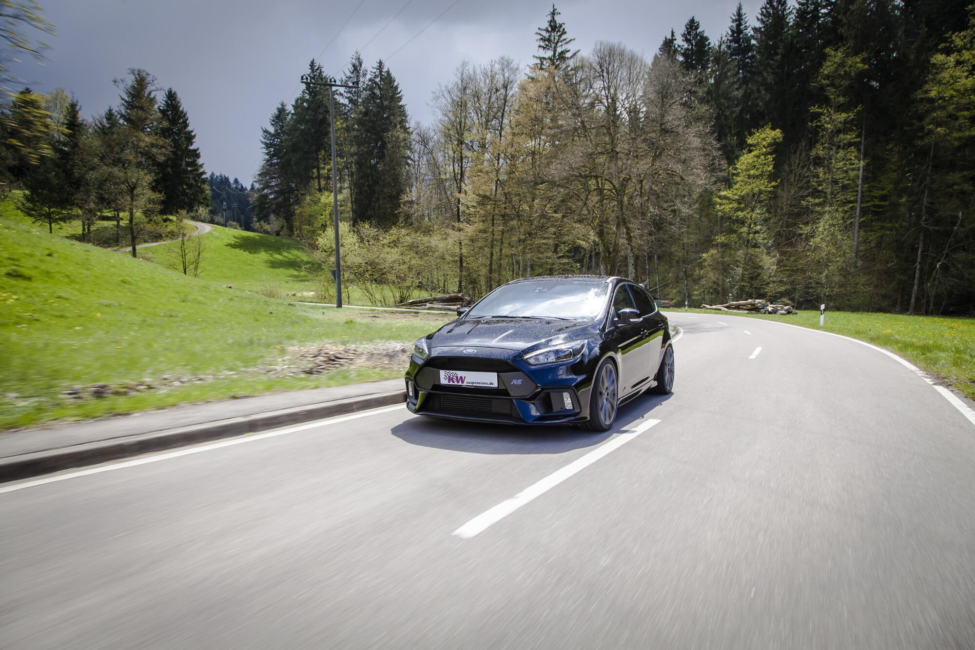 Ford Focus RS Fahraufnahme