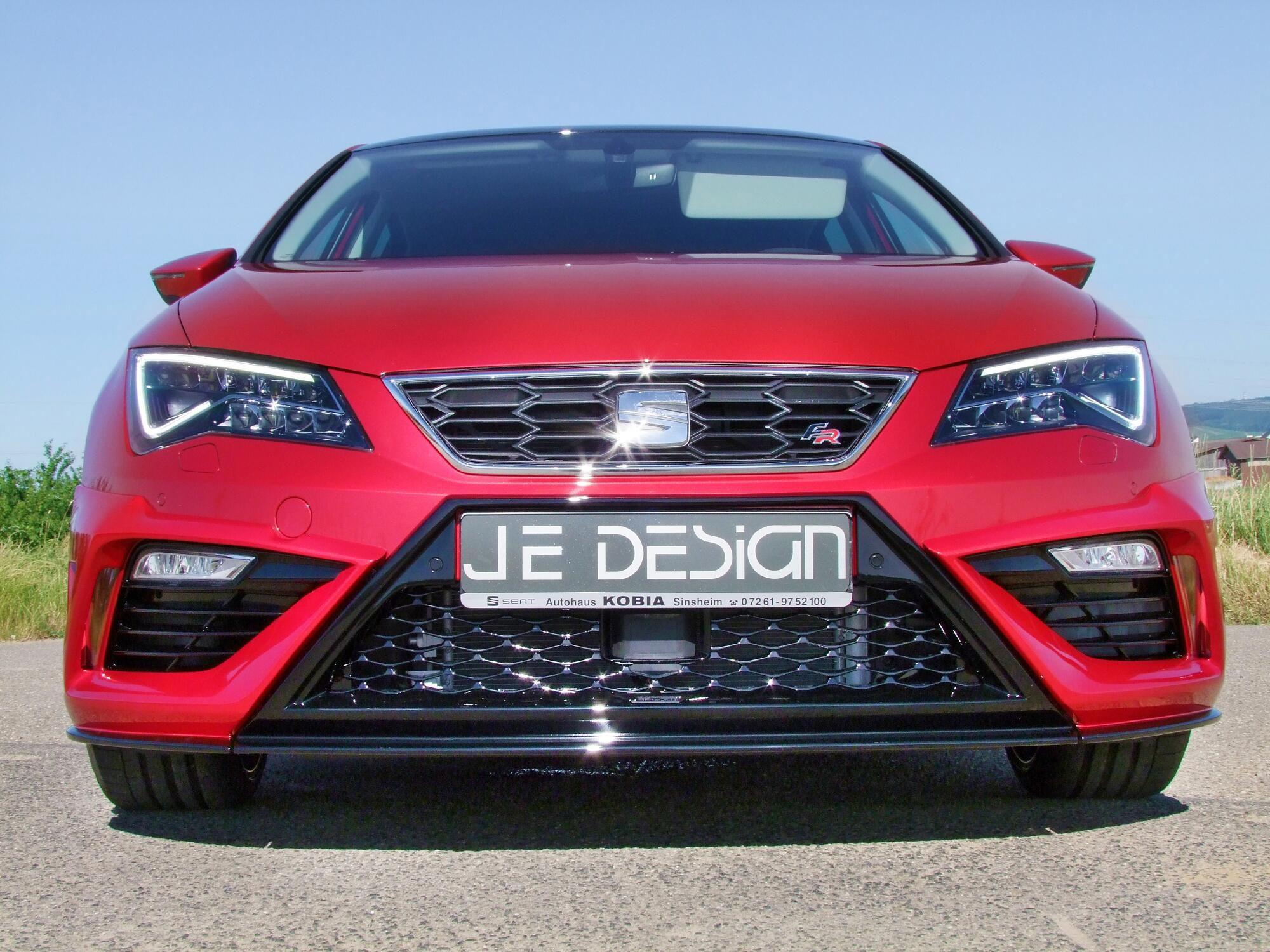 Front des Seat Leon FR 5F von JE Design