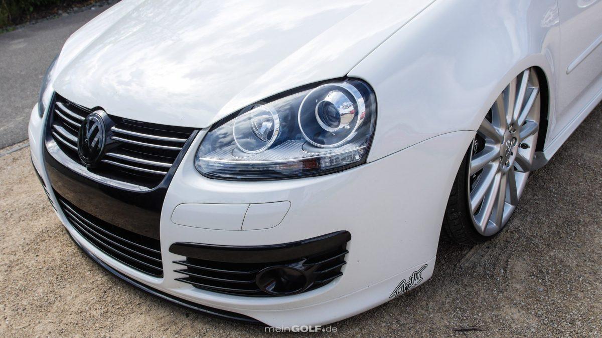 Front des VW Golf V