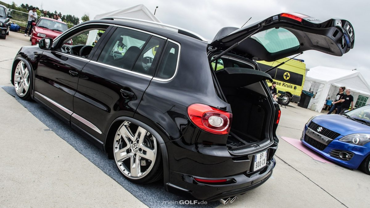 Große Klappe, viel dahinter: VW Tiguan