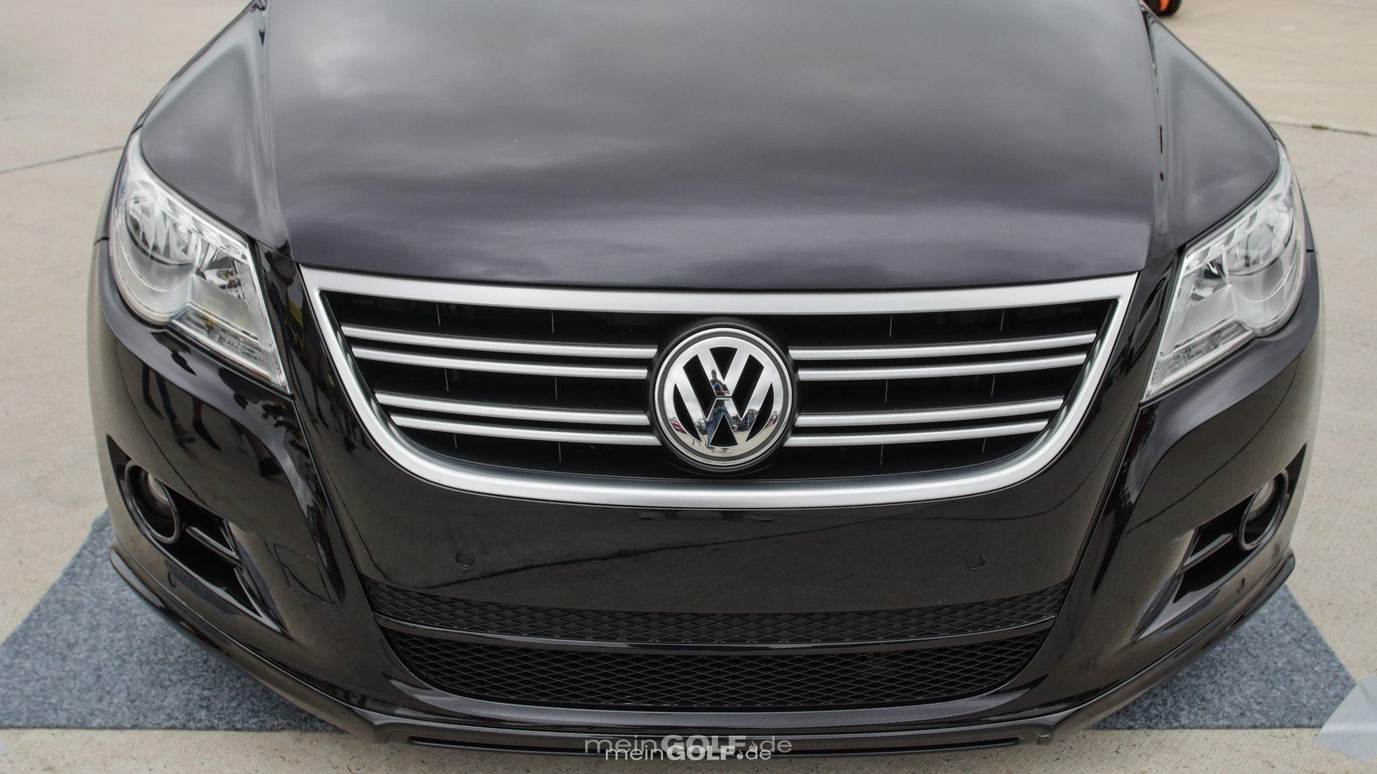 Front des VW Tiguan
