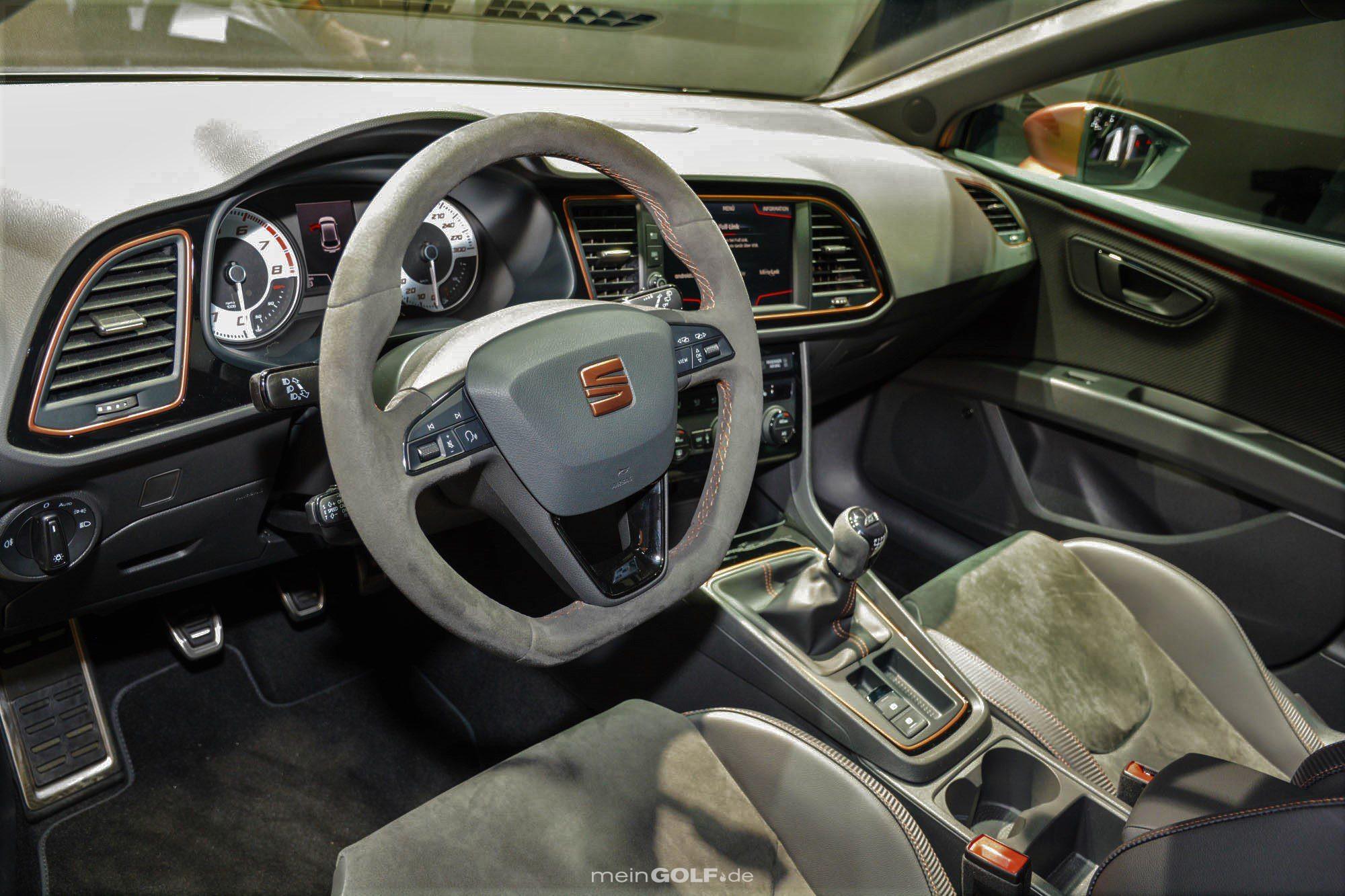 spanische speerspitze seat leon cupra r vw news auto news von. Black Bedroom Furniture Sets. Home Design Ideas