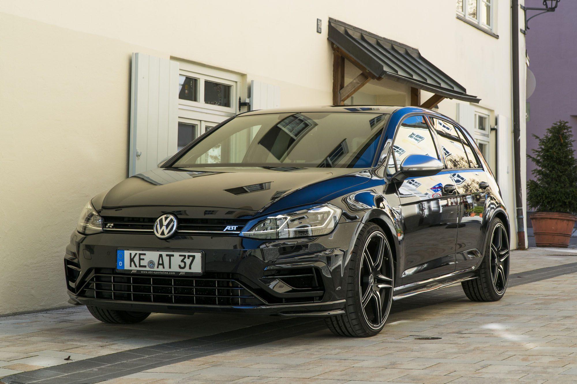 Der VW Golf 7 R Facelift von ABT Sportsline strotzt vor Dynamik