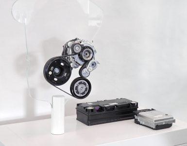 Der neue 48V-Mild-Hybrid Motor im Golf 8