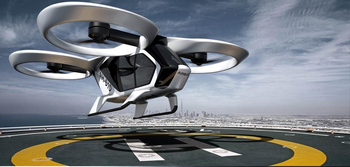 City Airbus Landeplatz