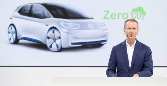 VW Jahrespressekonferenz