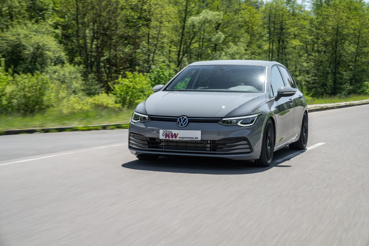 KW Gewindefahrwerk für VW Golf 8